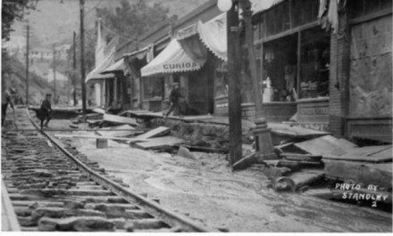 Manitou Springs Flood