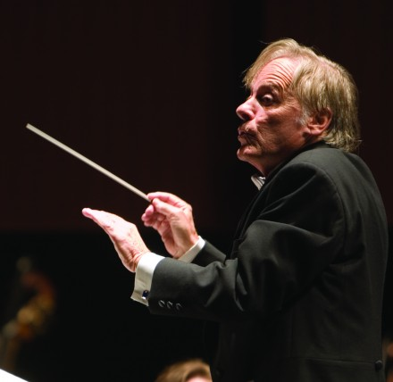 Lawrence Leighton Smith conducting