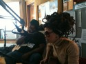 Alvin Youngblood Hart and Valerie June, In-Studio