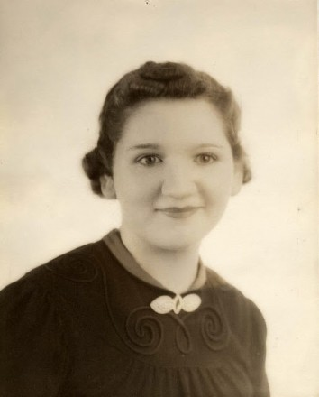 Barbara Jean Sherwood, age14
