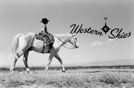 """Little Wrangler"" by Myron Wood, May, 1962. Copyright Pikes Peak Library District, courtesy of Special Collections. Image Number:  002-1233"