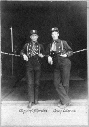 [Firemen], date and photographer unknown. Courtesy of Special Collections, Pikes Peak Library District. Image Number: 031-5652.