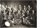 """Memphis Band and Orchestra,"" date and photographer unknown. Courtesy of Special Collections, Pikes Peak Library District. Image Number: 102-11388."