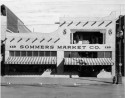 """Sommers Market"" photographer and date unknown. Courtesy of Special Collections, Pikes Peak Library District. Image Number: 044-4819."