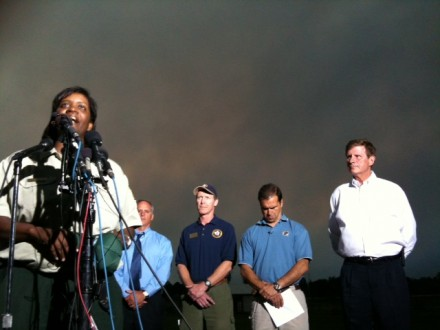 Waldo Canyon Fire Press Conference