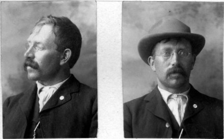 """""""Johnathon Gallagher"""", between 1903 & 1904, photographer unknown. Courtesy of Special Collections, Pikes Peak Library District. Image Number: 192-4337."""