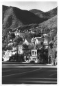 """""""Manitou Springs"""" by Myron Wood, August 1969. Copyright Pikes Peak Library Distirct. Image Number: 002-779."""