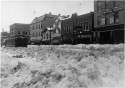 """Snowstorm"" by Stewarts Commercial Photographers, 1913. Copyright Pikes Peak Library District. Image Number: 013-994."