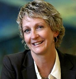 Colorado College's 13th President Jill Tiefenthaler