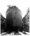 """Liberty Ship Winfield S. Stratton."" Stewarts Commercial Photographers , 1943. Courtesy of Special Collections, Pikes Peak Library District. Image Number: 013-2050."