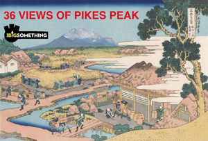 36 Views of Pikes Peak Logo 300