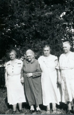 Kathryn's Aunties