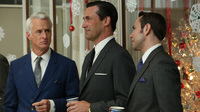 In recent years, high-profile cable TV dramas like AMC's Mad Men have helped to shift audiences and programming across all types of TV networks. (Pictured L-R: John Slattery, Jon Hamm and Vincent Kartheiser)