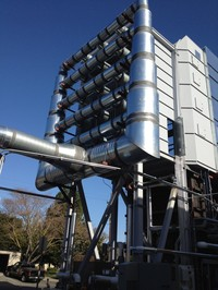 Global Thermostat's pilot plant in Menlo Park, Calif., pulls carbon dioxide from the surrounding air. The next challenge is to find uses for the captured gas.