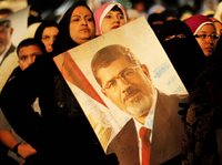 In Cairo, supporters of former President Mohammed Morsi were gathering early on Friday.
